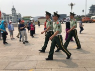Tienanmen Square - Beijing