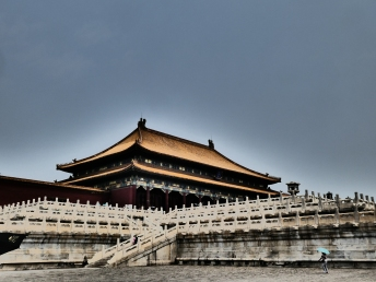 The Forbidden City - Winter Palace