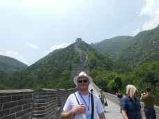 The Electrician on the Great Wall